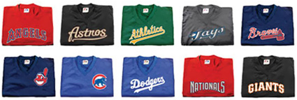 Majestic MLB Jerseys